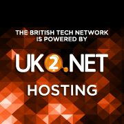Uk2.net sponors the British Tech Network