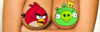 Angry Birds for Yer Bangers