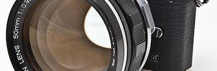 Big Lens Small Camera