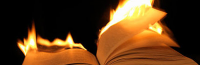 Many Ways To Burn A Book