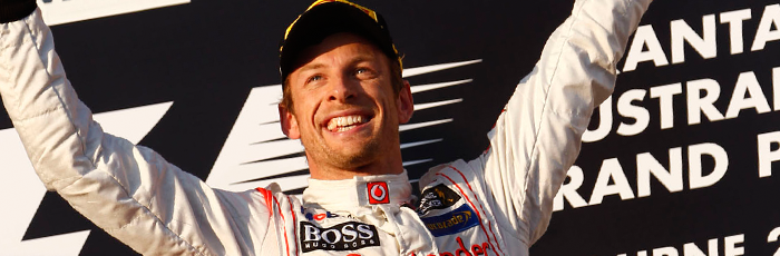 Australian Grand Prix – Button's Best?