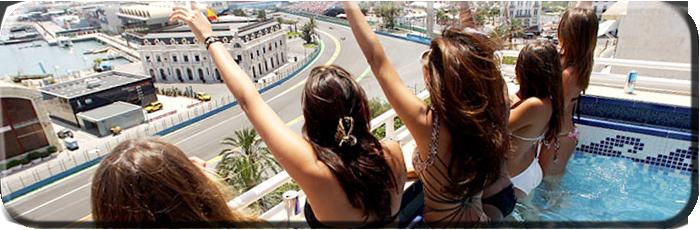 Poolside Racing : The GP of Europe