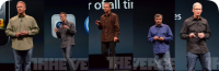 The Apple iPhone 5 Launch: All their shirts are untucked?!