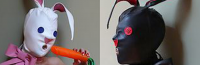 The Bunny Mask and Foxtail One