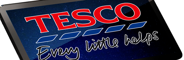 The Tesco HUDL Tablet & Specs