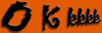 For when you can't type a lower case 'k'