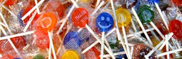 Where's My Lollipop?