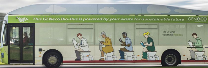 Magic Poop Bus