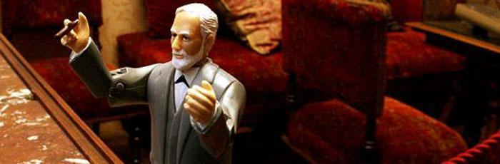 No Action From Sigmund Freud