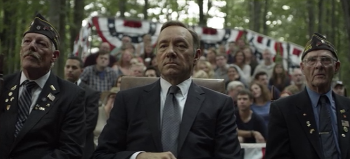 House of Cards Show, Episode 16 (S02E05)