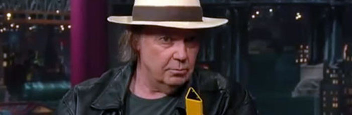 Neil Young's First Pono