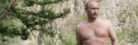 Putin's Naked Space Adventure
