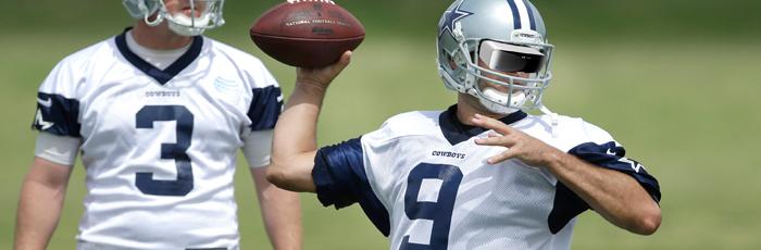 Romo's Virtual Reality Super Bowl