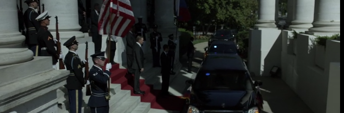 House of Cards Show, Season 3, Episode 3 (Chapter 29)