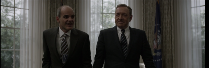 The House of Cards Show Season 3, Episode 1 (Chapter 27)