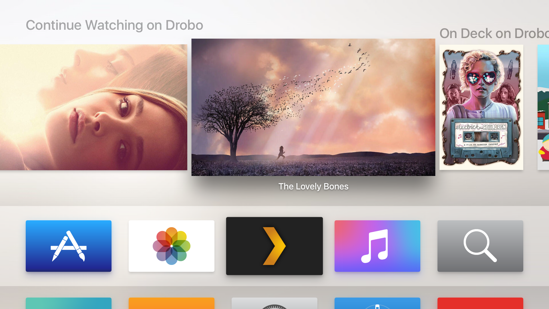 Review: Plex for the Apple TV (4th gen)