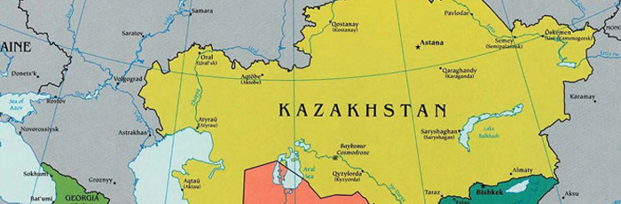 Moving Out Of Kazakhstan