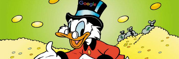 Scrooge McGoogle
