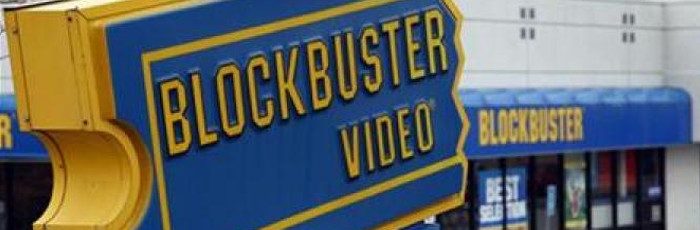 Taking A Walk Down Blockbuster Lane