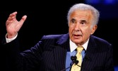 Carl Icahn's Yearbook Image and why he's selling his Apple Stock