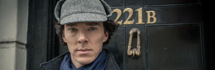 No Sh*t, Sherlock