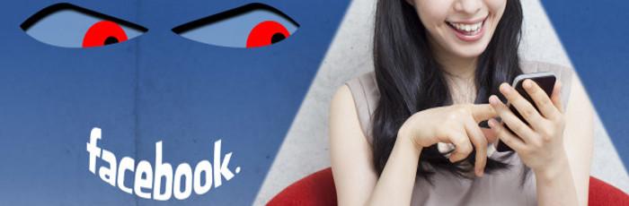 Facebook – We're Invasive :)