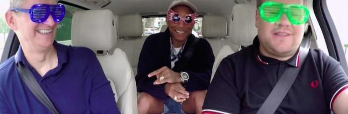 Disappearing Pharrell