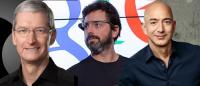 An Apple Event, Hey Tim, OK Sergei & Just Jeff
