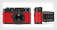 The 'Ping Pong Kick Me' Camera from Leica
