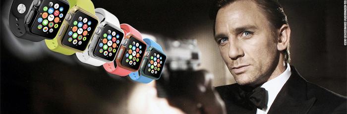 I am the next James Bond