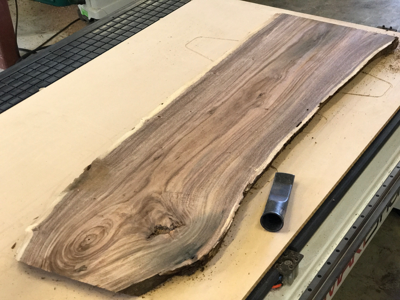 Admiring Doc's Wood