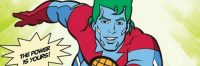 Android, Paypal and Captain Planet