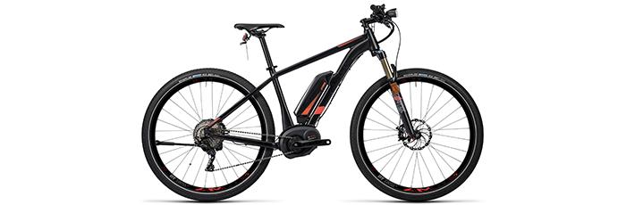 Cube Pro E Bike