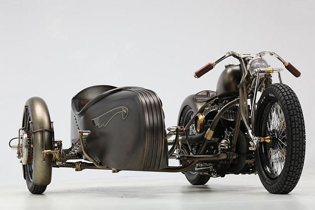 Like a Side Car on a Harley
