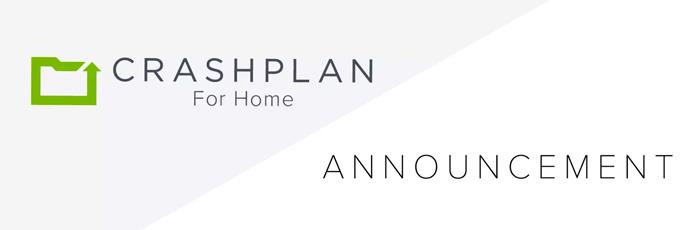 Crashplan – Backing up on Backing up