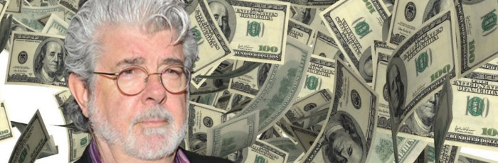 George Lucas's Bank Account