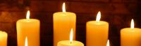 BTN Advent Calendar 15/12/18 Flameless Wax Candle