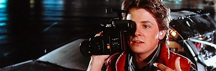 BTN Advent Calendar 13/12/17 VHS Camcorder