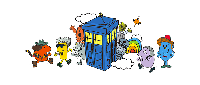 Doctor Who and the Mr Men