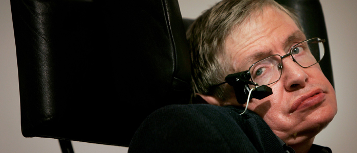 Stephen Hawking…You Legend!