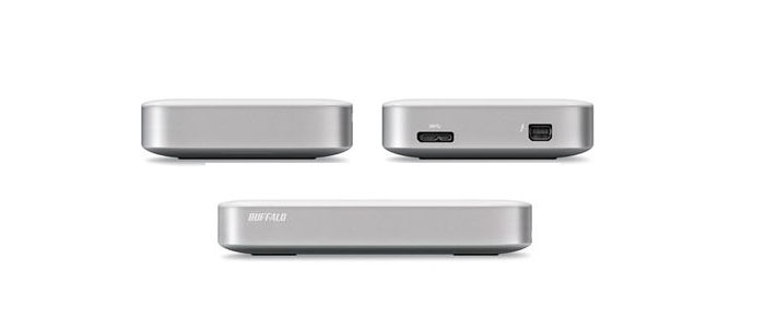 Buffalo 128GB MiniStation Thunderbolt