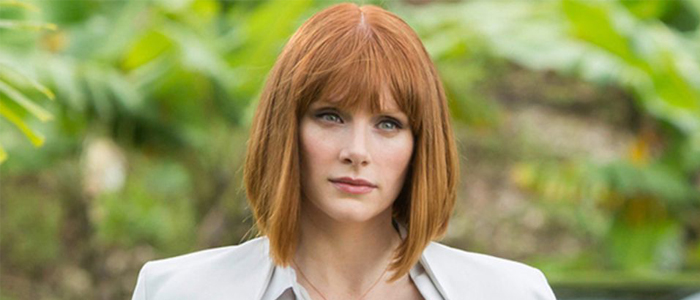 You know…Richie Cunnigham's Daughter from Jurassic World