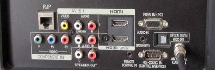 Precious HDMI Slots