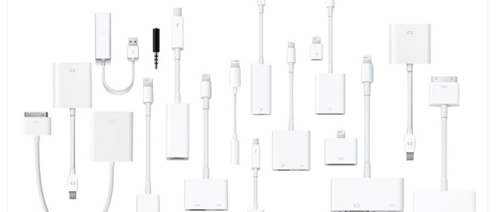 Apple's Dongle Divorce Syndrome