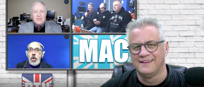 The Mac Christmas Quiz 2018