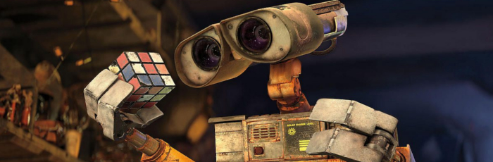 Wall-E At Your Door