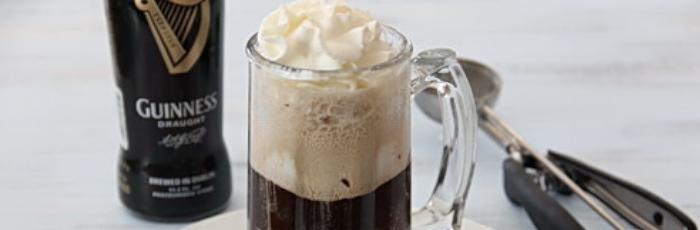 Vanilla Ice Cream Beer