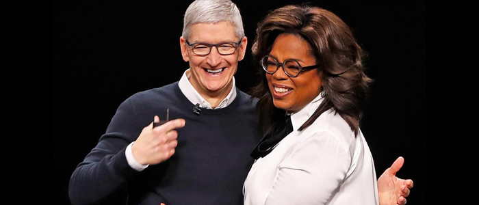 The Oprah Tim Love In – The Keynote that cost a Bajillion Dollars