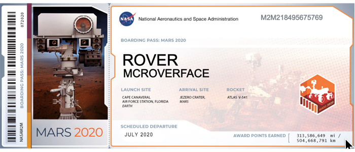 Rover McRoverface
