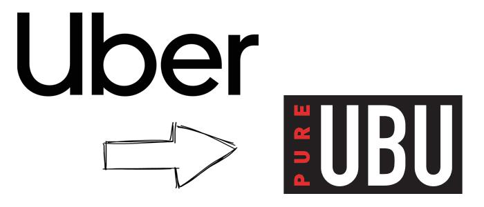 An Uber to UBU